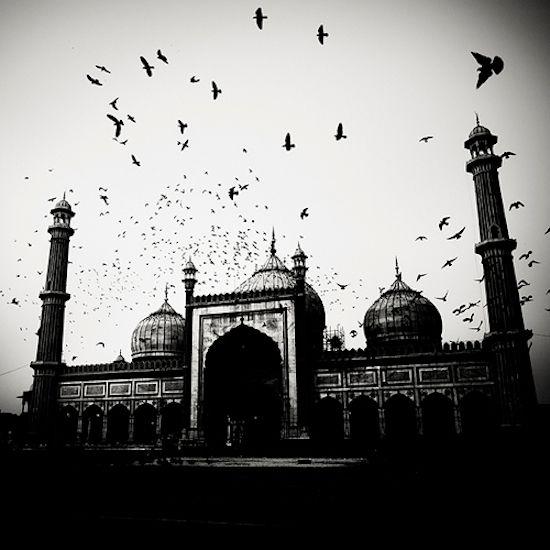 Revealing Black and White Photographs of India by Josef Hoflehner
