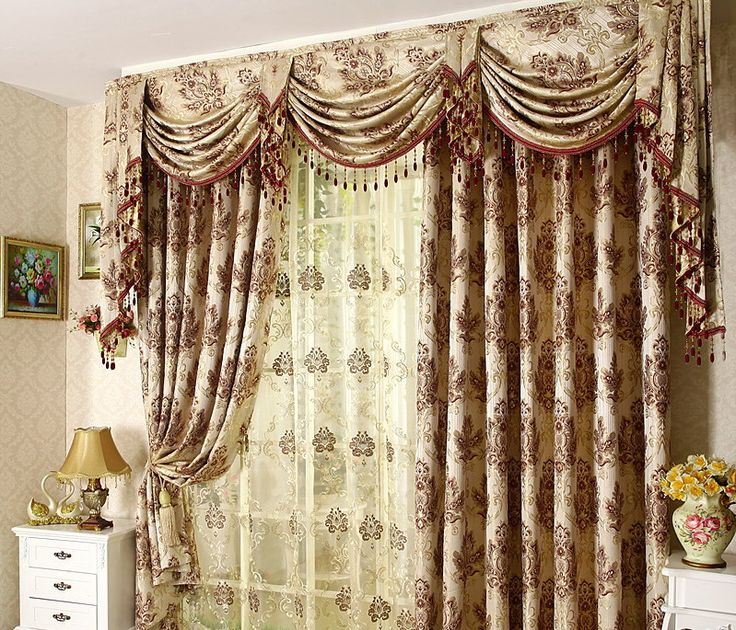 Valances, Cornices, Swags (Valances)