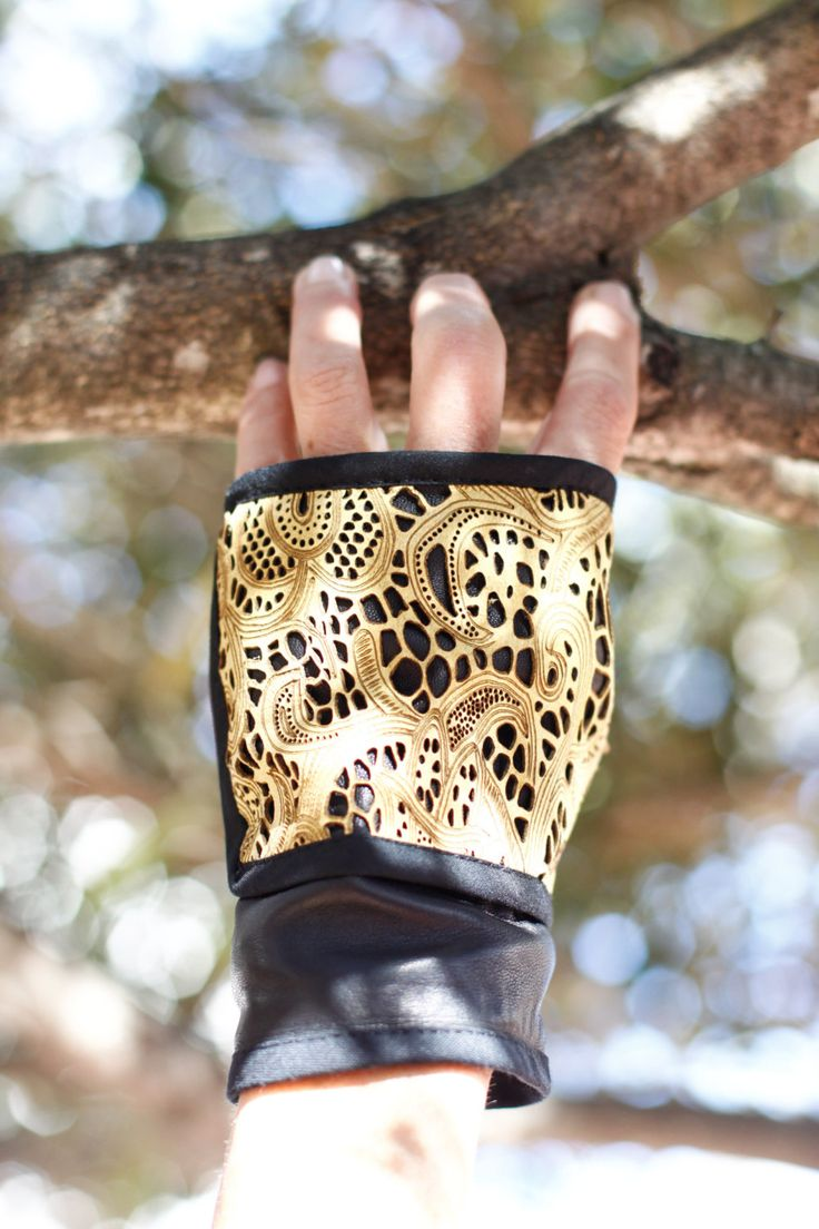 Leather gloves by socapeleatherworks on Etsy #lasercut #leather #fingerless #gloves #socape #madeincapetown