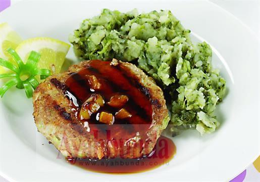 :: Steak Cincang Pure Kentang :: Resep Makanan Bayi :: Resep :: Ayahbunda :: Baby :: Recipe