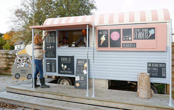 Et håndværkertilbud – nu med cirkusvogn og kaffebar