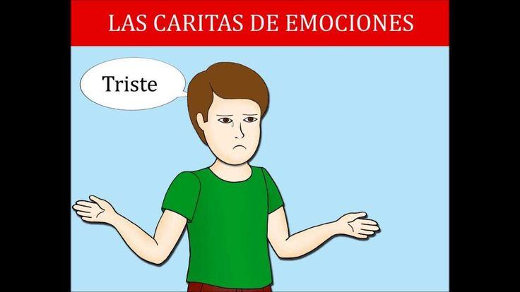 Emociones y sentimientos para niños