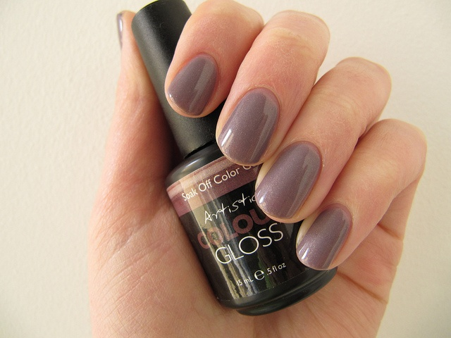First Lady Color -- Artistic Colour Gloss Vogue by misslmscott, via Flickr