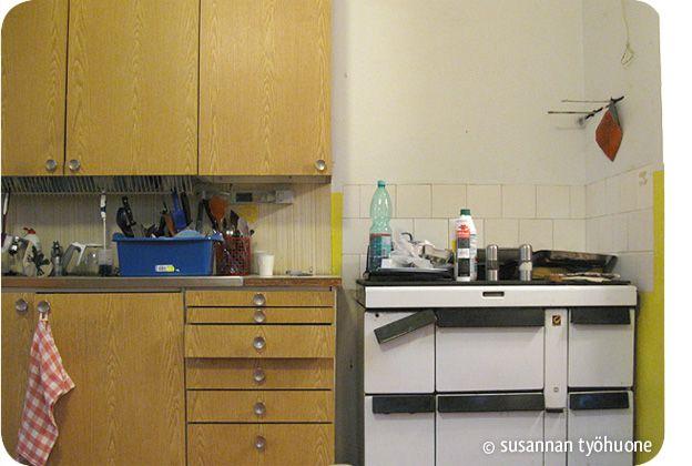 Image result for 70-luvun keittiökaapit