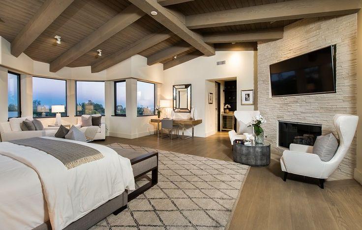 534 Crestline Modern Open Space Mansion | http://www.caandesign.com/534-crestline-modern-open-space-mansion/