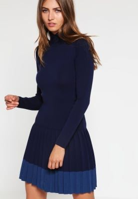 Lacoste Jersey dress - navy blue/philippines blue for £209.99 (24/10/16) with free delivery at Zalando