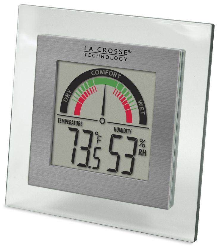 Comfort Meter and Temperature and Humdity Station