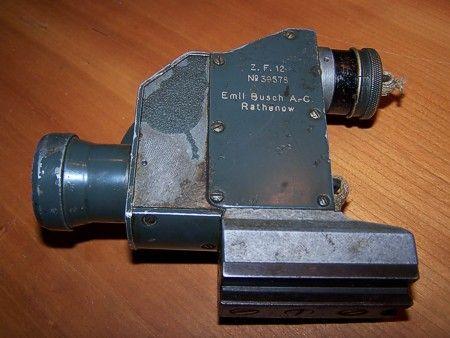 Ziel Fernrohr 12, Optics, Bunkeroptik | Bunkersite.com