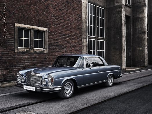 1971 Mercedes 280 SE 3,5 Coupe