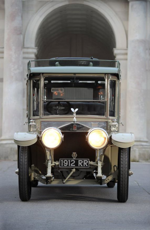 Classic Rolls-Royce Silver Ghost Auctioned For Record Breaking $7.1 Million