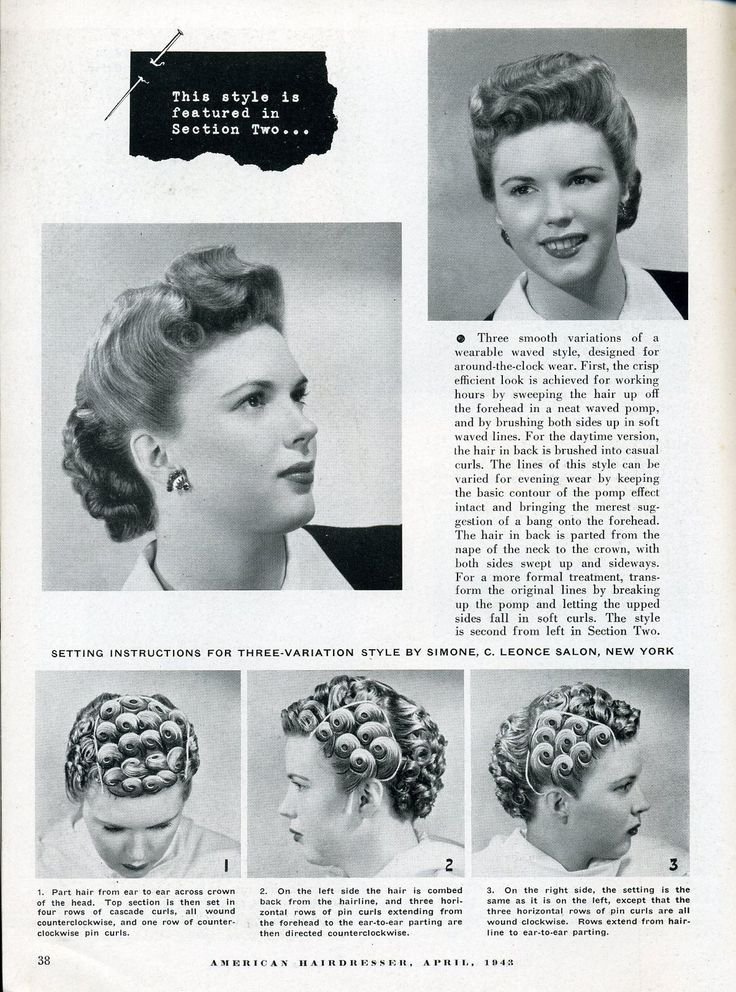 Pictures Of 1950s Hairstyles For Women Tutorial Kidskunstfo