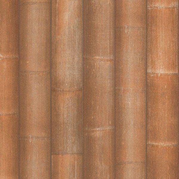 Les 15 meilleures id es de la cat gorie rideaux de bambou sur pinterest rid - Papier peint motif bambou ...