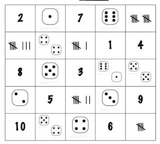 I adapted this game from another teacher's website (not sure who)... So, thanks to that teacher!
