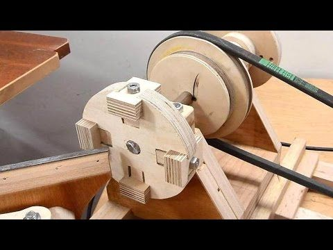 Making a 4-jaw lathe chuck VIDEO: How to Build a Better Mouse Trap (and more humane)