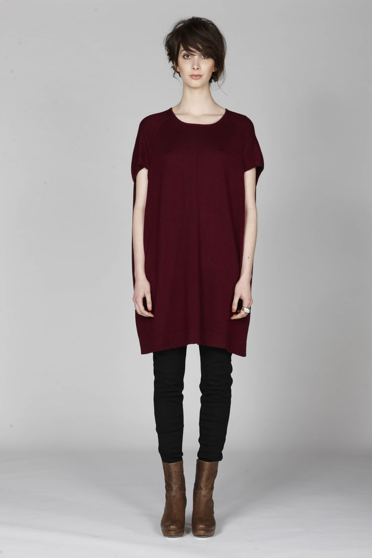 NINETEEN//46 AW14 Caped Sweater