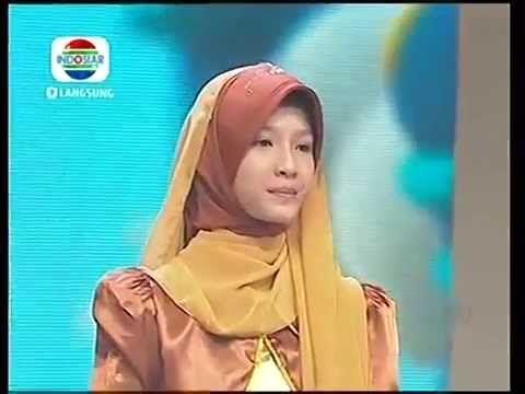 Aksi Junior Indosiar BINTA KUDUS Kelompok Fathanah