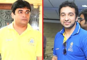 Indian Cricket's Black day : Gurunath Meiyappan, and Raj Kundra gets clean chit. Everyone knows that there is something phishy with cricket these days (esp IPL). BCCI is run by corrupt politicians and businessmen.. What can we expect from a probing panel of BCCI??  See more at: http://football-meets-cricket.blogspot.in/2013/07/indian-cricket-news-cricket-no-more_28.html