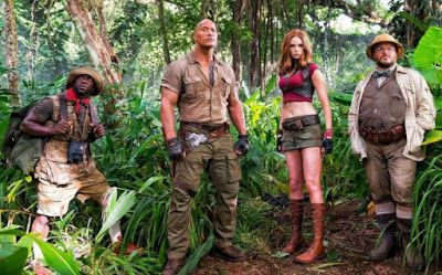 Sony Postpones 'Jumanji' Release Date     We have word that both Jumanji and Baby Driver are among those postponed Sony movie. First up the studios Jumanji sequel has been pushed back to December 22 2017 where Sony believes Jake Kasdans romp will thrive in a family-friendly corridor. The action-adventure film had previously been on course to release in July.  Its a similar story for Edgar Wrights Baby Driver. Once slated to open on March 17 the star-studded drama has relocated toAugust 11…
