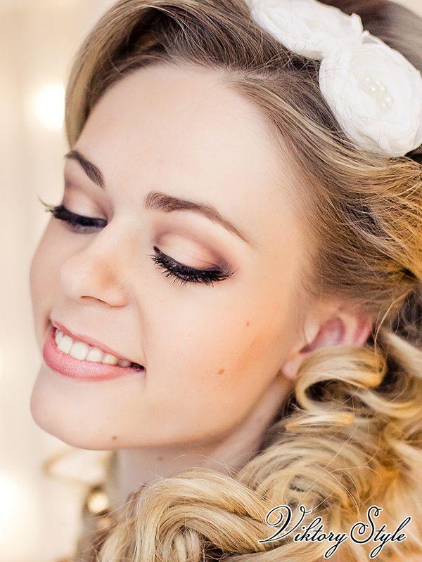 естественный свадебный макияж - Поиск в Google