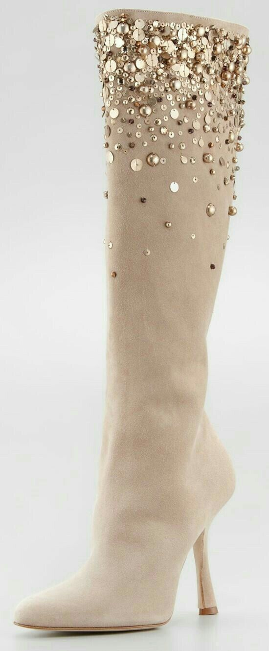 Oh my, I've got to have these boots.