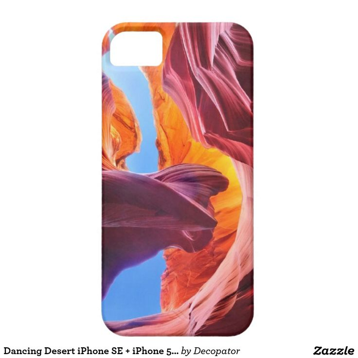 Dancing Desert iPhone SE + iPhone 5/5S iPhone 5 Cover