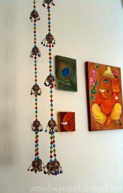 A Creative Project : Diwali Decorating Ideas