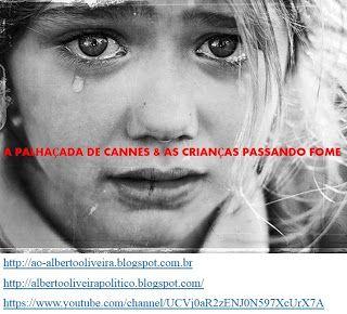 ALBERTO OLIVEIRA - POLÍTICO: A PALHAÇADA DE CANNES  #diversão #Feliz #cultura…