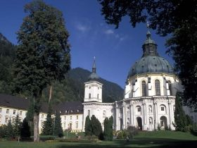 Ammergau Alps are situated between the Zugspitze and Neuschwanstein Castle in the heart of the Bavarian Alps