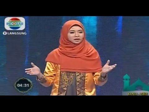 Akademi Sahur Indonesia - Baydura Medan -   AKSI Indosiar 2014 1 Juli 2014
