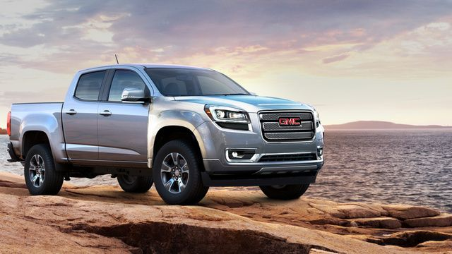 2015 GMC Canyon: What We Know