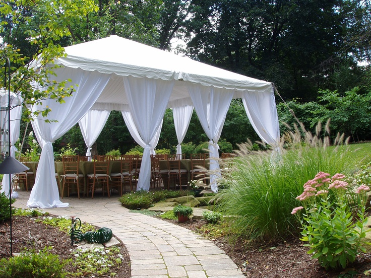 Tent with pole drapes & 49 best Tents / Draping images on Pinterest | Perfect wedding ...