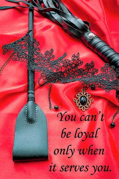 Loyalty Works Both Ways.