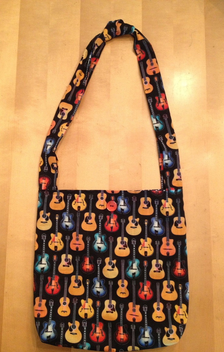 Musician+bag+for+the+guitar+lover+by+TranquillaCreations+on+Etsy,+$12.00