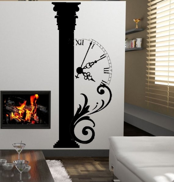Best A Wall Decal Can Make A Room Images On Pinterest Vinyls - How to make large vinyl wall decals with cricut