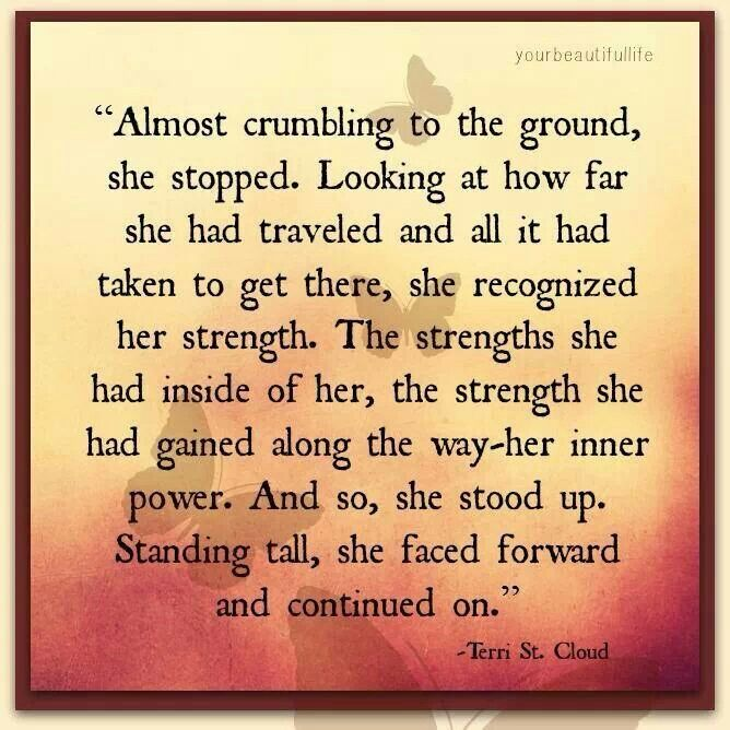 1000 Images About Cancer Journey On Pinterest: Character Inner Strength Quotes. QuotesGram