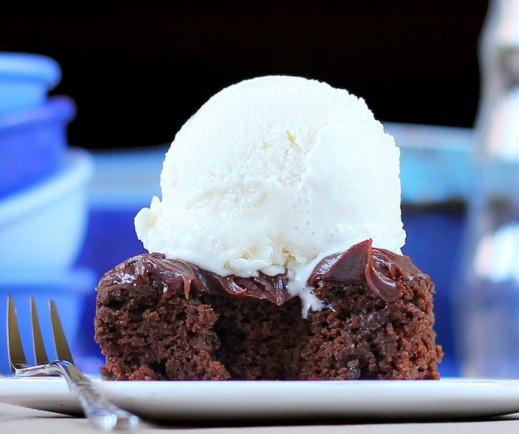Chocolate Cake... with a crazy ingredient!