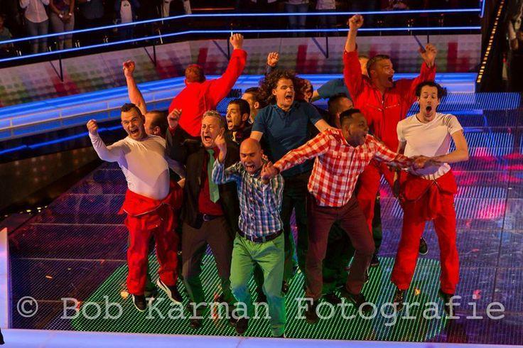 The Daddies - Everybody dance now 2014 - Genre: Village People - The winners of the finale! - http://www.rtl.nl/everybody-dance-now/#!/313642/video/fefff846-3eeb-4c56-b66b-9293659304d4-the-daddies-transformeren-tot-sexy-klussers-automonteurs-en-zakenmannen