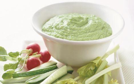 Grøn ærtedip