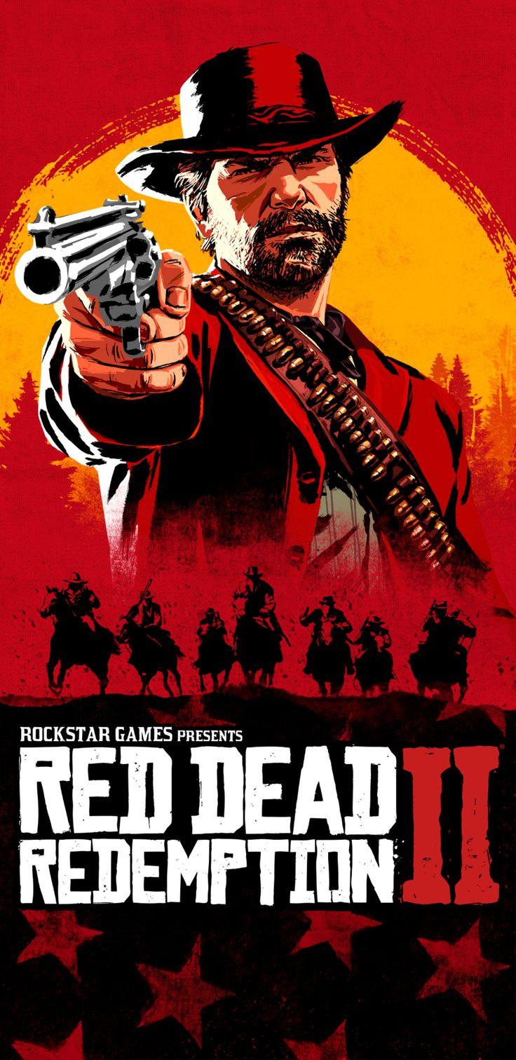 Red Dead Redemption 2 Posters de filmes, Jogos ps4