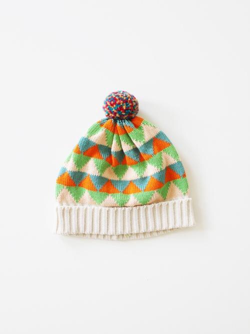 Annie Larson knit hats