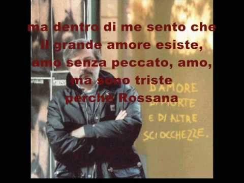 Cyrano - Francesco Guccini