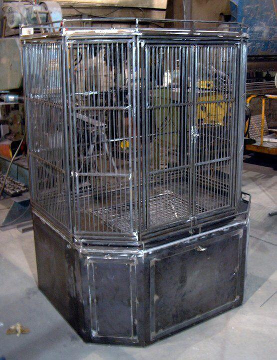 les 25 meilleures id es de la cat gorie cage pour. Black Bedroom Furniture Sets. Home Design Ideas