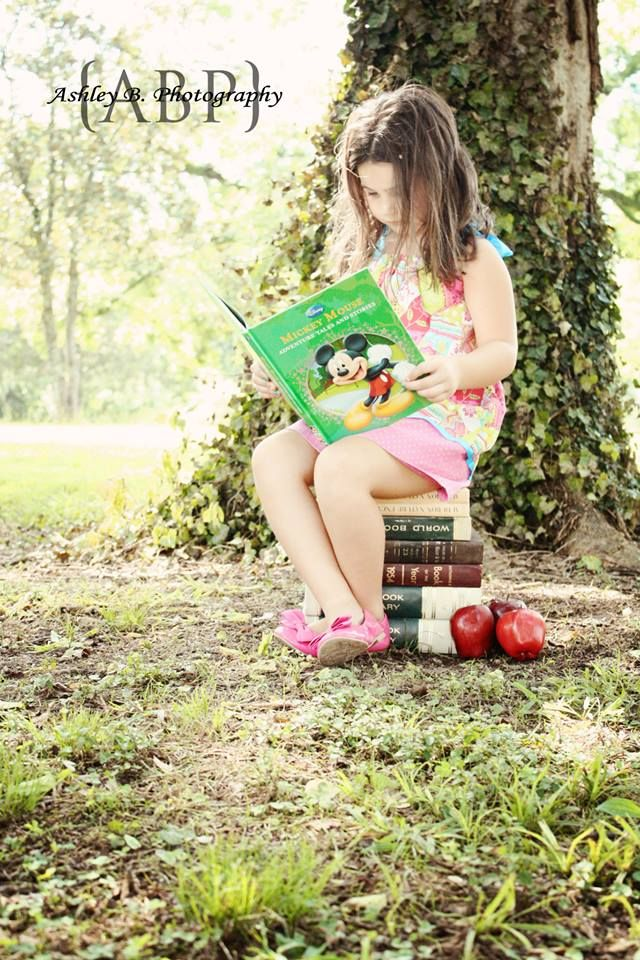 www.facebook.com/AshleyB.Photos  Back to school photography