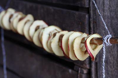 Domácí křížaly z jablíček | . . . 365 věcí, které si můžete udělat doma sami