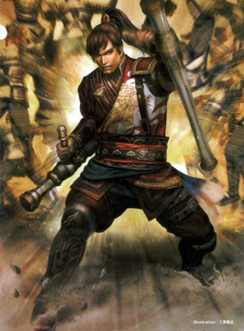 Dynasty Warriors- Sun Ce