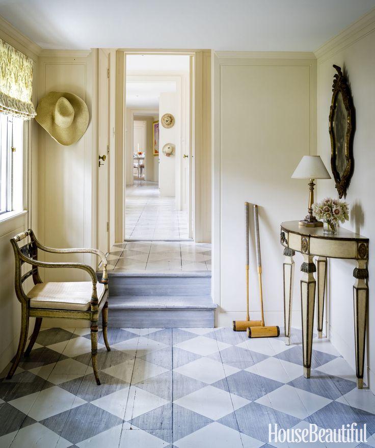 Painted Hardwood Floors Ideas: 17 Best Ideas About Painted Floors On Pinterest