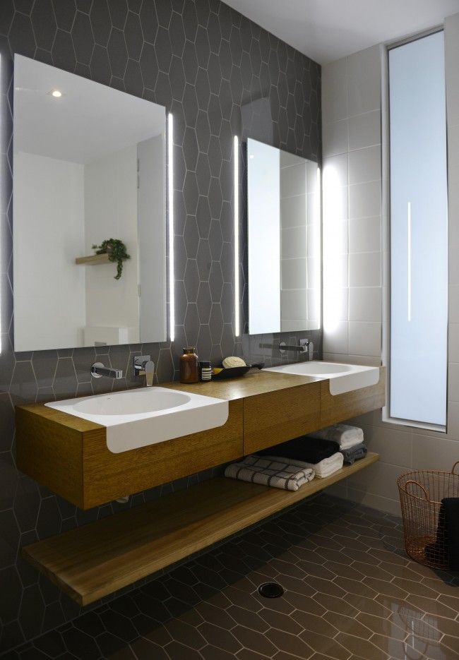 The Block Glasshouse 2014 – Bathroom reveal. A #CanDoBaby! fave.
