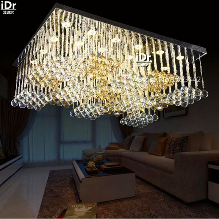 Cheap Ceiling Lights Buy Quality Bedroom Light Directly From China Lamp Suppliers Led Luxurious Atmosphere Crystal Living Room