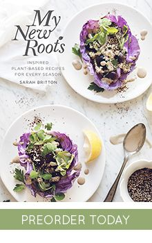 AMAZING food blog!  Healthy eating and creative flavor combinations.  My taste buds are going to be very happy soon!