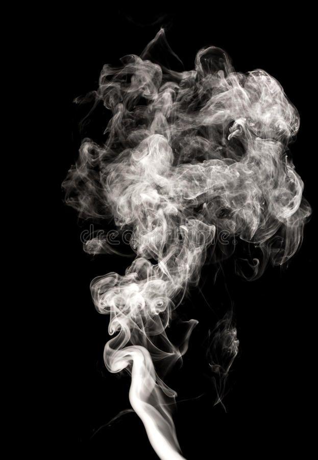 White Smoke Swirls Abstract White Smoke Swirls Over The Black Background Aff Swirls Smoke White Ab Black Background Images Smoke Art Photoshop Hair